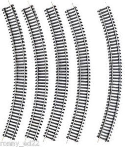 Кривая Gleis R 286 mm 45`