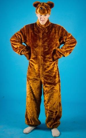 Карнавальный костюм Медведь 3