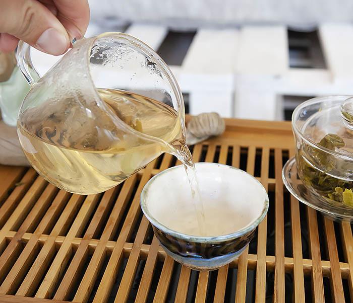 TEA-CH102 Китайский зеленый чай «Ворсистые Пики» (Сы Мао Мао Фэн, 50 гр) фото 13
