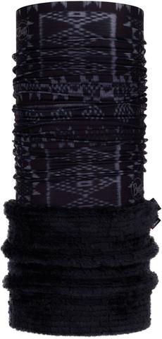 Теплый шарф-труба трансформер Buff Polar Thermal Butu Black фото 1