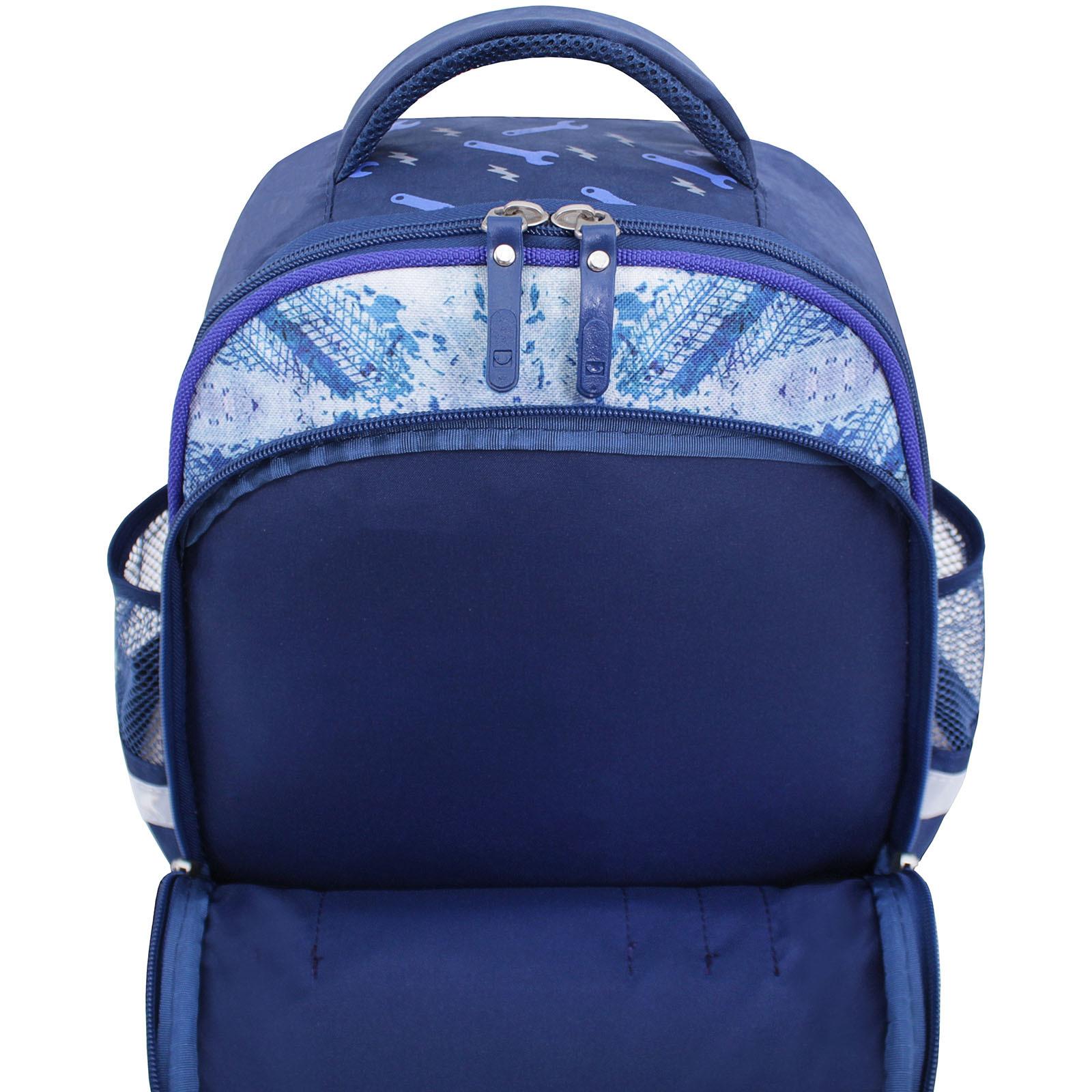 Рюкзак школьный Bagland Mouse 225 синий 534 (0051370) фото 5