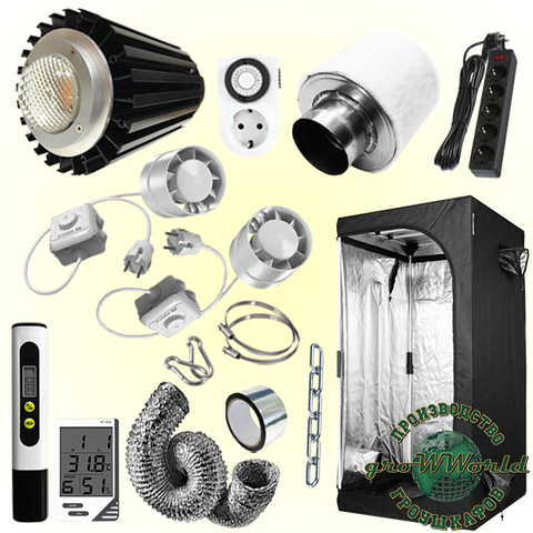 80х80х160 PROBOX LED CITIZEN 200w COB SUPERSILENT