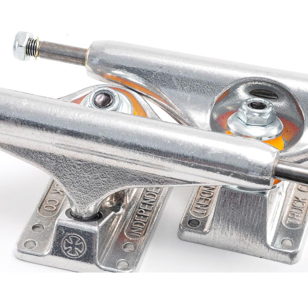Подвески для скейтборда INDEPENDENT Stage 11 Standard (Polished Silver)