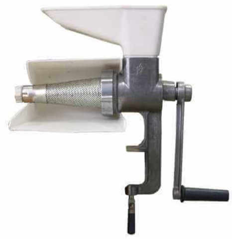 Соковыжималка Мотор Сич СБА-1 (алюминиевая) ручная шнековая.