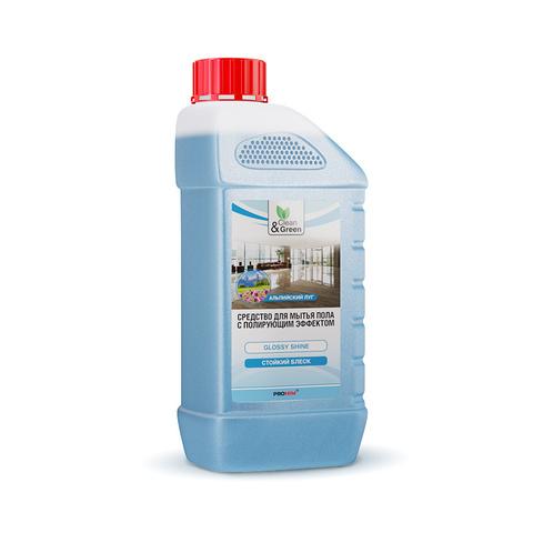 Моющее средство с полирующим эффектом для мытья пола 1 л