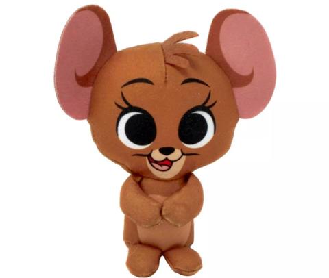 Игрушка Funko SuperCute Mini Plushies: Tom & Jerry -  Jerry (Excl. to GameStop) 4