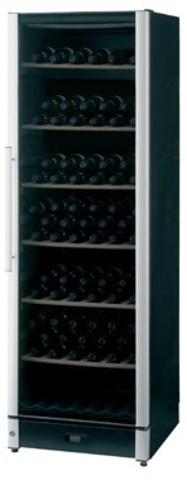 Винный шкаф Vestfrost FZ 365 W чёрный