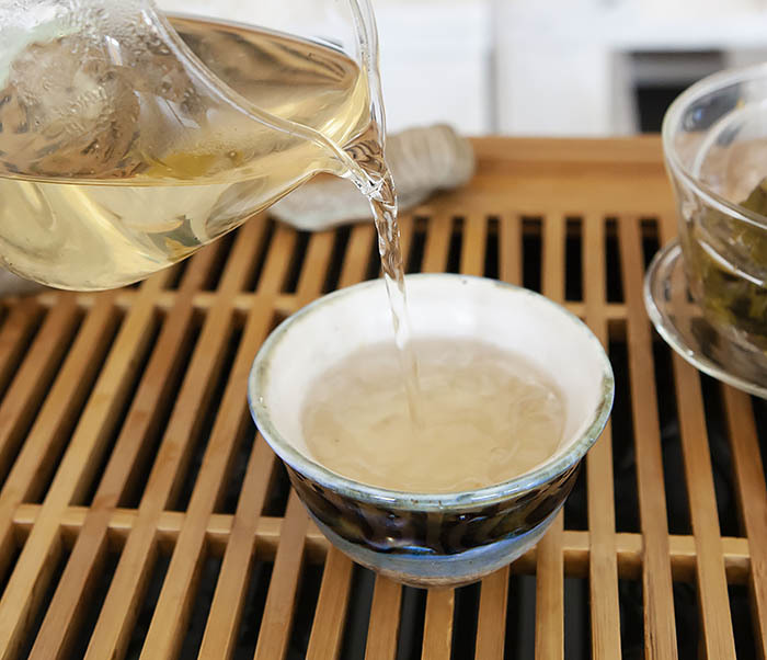 TEA-CH102 Китайский зеленый чай «Ворсистые Пики» (Сы Мао Мао Фэн, 50 гр) фото 14