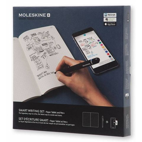 Набор Smart Writing Moleskine PTSETA (блокнот Paper Tablet/ ручка SMART PEN+)