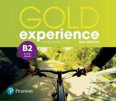 Gold Experience 2ed B2 Class CD