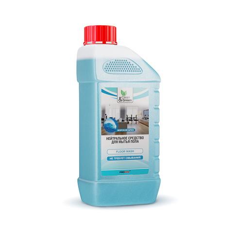 Нейтральное средство для мытья пола 1 л