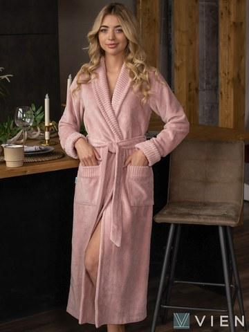 Махровый халат Anastasia (EFW)