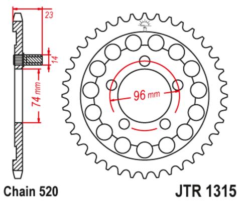 JTR1315