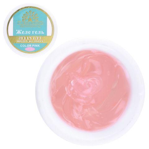 Гель желе  Pink Gel, Global, 14 мл.