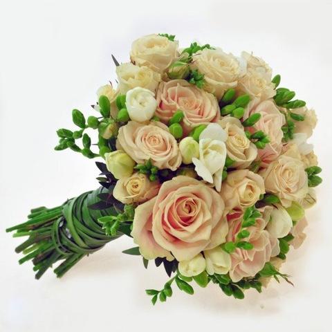 Свадебный букет #458