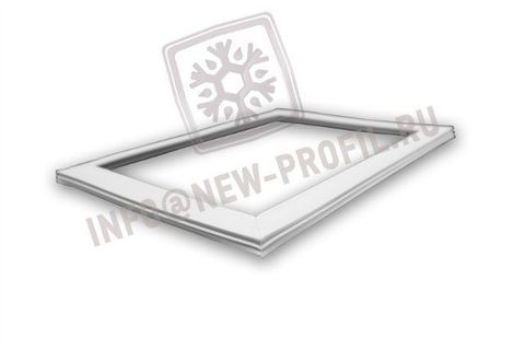 Уплотнитель 72*57 см для холодильника LG GC-339BGLS (морозильная камера) Профиль 003