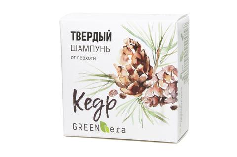 "Шампунь твердый ""Кедр"" | 55 гр | Green Era"