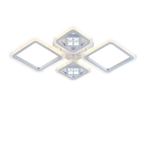 Потолочная светодиодная люстра MX-8859/2+2 WH