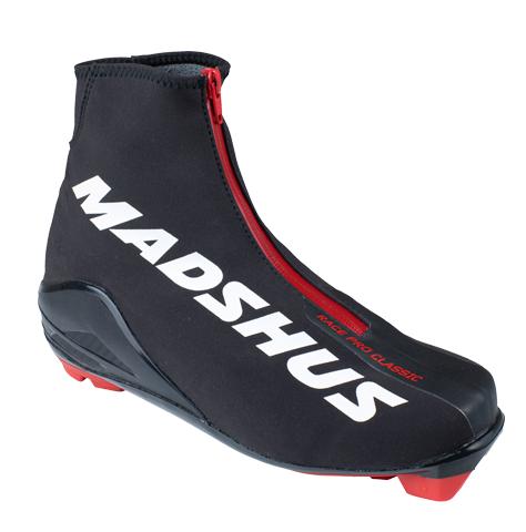 Профессиональные лыжные ботинки Madshus Race Pro Classic (2020/2021) для классического хода