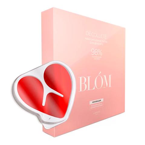 Микроигольные патчи для декольте BLOM Décolleté 4 шт