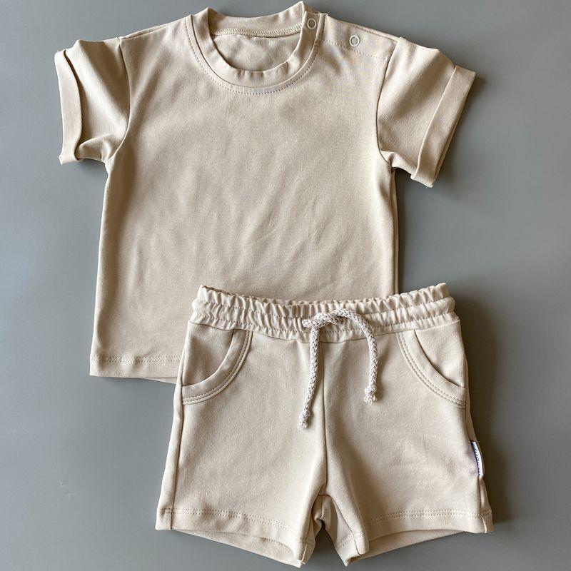 Набор: шорты + футболка