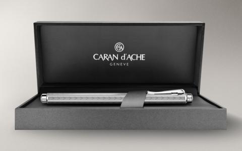 Carandache Ecridor - Chevron PC, перьевая ручка, F