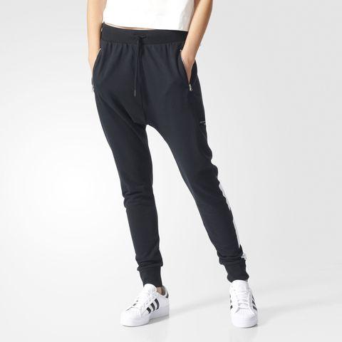 Брюки женские adidas ORIGINALS LOW CROTCH TP