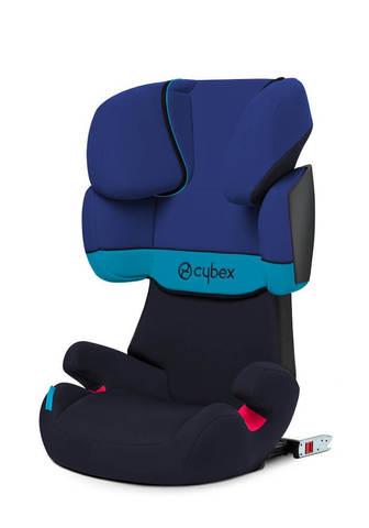 Автокресло Cybex Solution X2-Fix Blue Moon