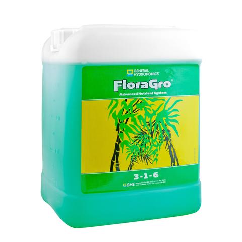 Минеральное удобрение Flora Gro 5л