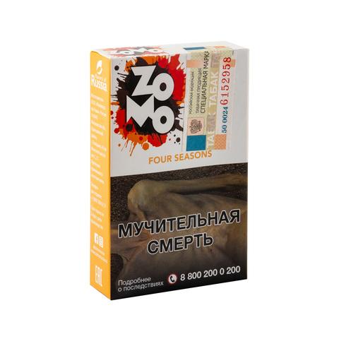 Табак ZOMO Four Seasons (Энергетик Цитрусы) 50 г