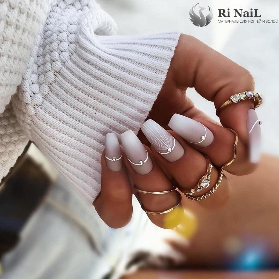 Фото стильных красивых ногтей