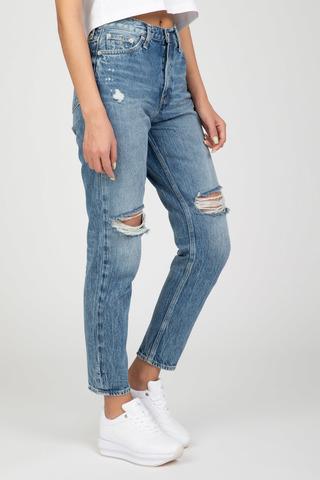 Женские джинсы MOM JEAN Calvin Klein