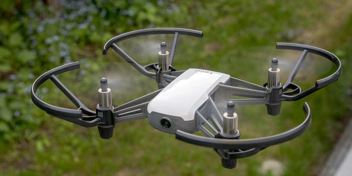 Квадрокоптер DJI Tello Boost Combo (Global)