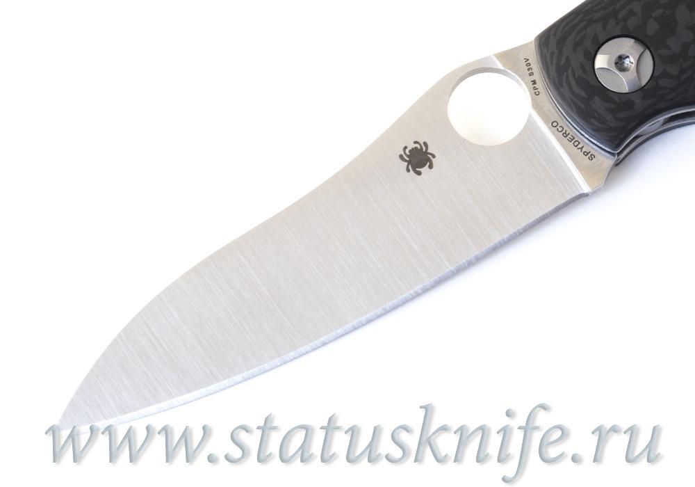 Нож Spyderco KAPARA C241CFP - фотография