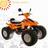 Квадроцикл CT-658 Jet Runner Big Beach Racer