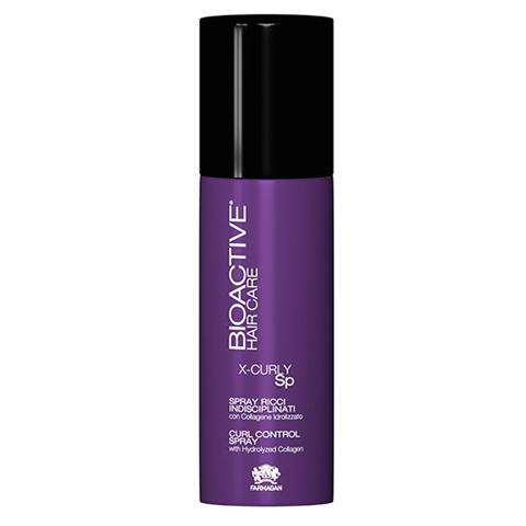 Farmagan Bioactive X-Curly: Спрей для вьющихся волос (Spray Control), 150мл