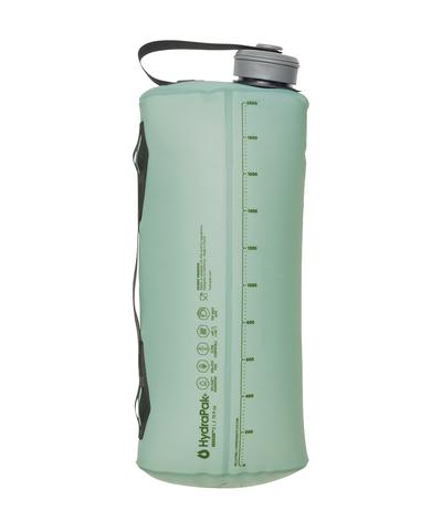Мягкая канистра для воды HydraPak Seeker (2 литра), зеленая