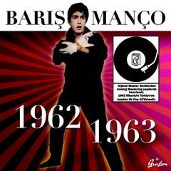 Vinil \ Пластинка \ Vynil BARIŞ MANÇO - 1962 - 1963 /LP