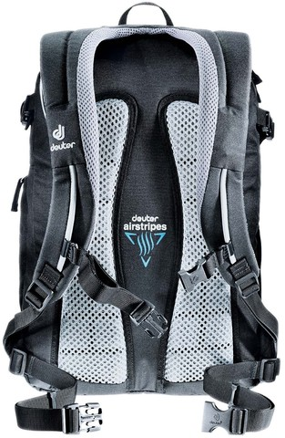 Картинка рюкзак для ноутбука Deuter Step Out 16 Dresscode-Black - 2
