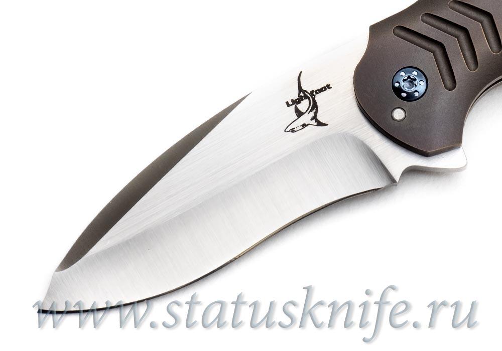 Нож Lightfoot Groundfighter 3DM - фотография