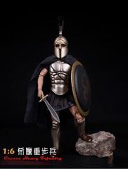 Греция фигурка 1/6 Солдат тяжелой пехоты