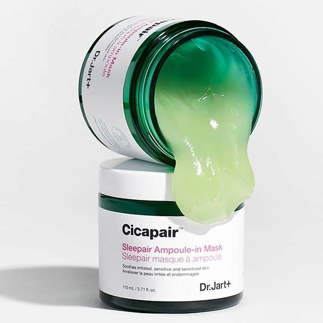 Маска ночная Dr.Jart Cicapair Sleepair Ampoule-in Mask 110 мл