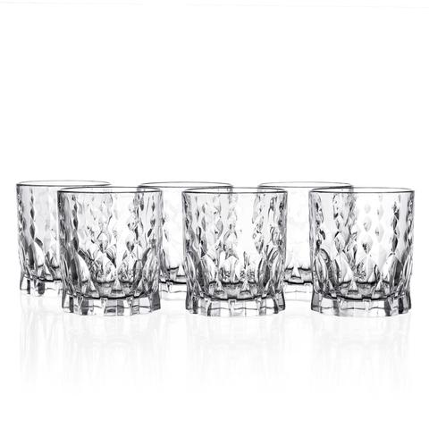 Набор стаканов для виски RCR Marilyn 340 мл (6 шт)