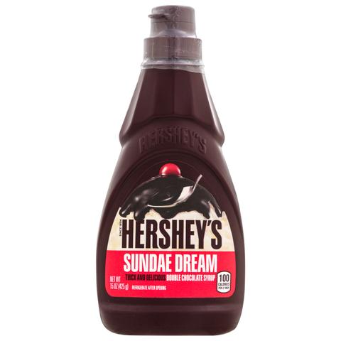 Сироп Hershey's Sundae dream Chocolate 425 гр