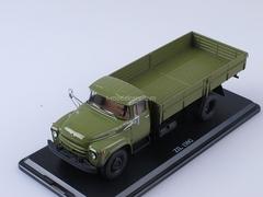 ZIL-130G long wheelbase early khaki 1:43 Start Scale Models (SSM)