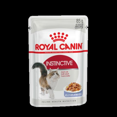 Royal Canin Instinctive (в желе) 85 г * 12 шт.