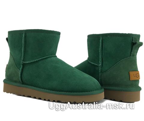 UGG Classic II Mini Green