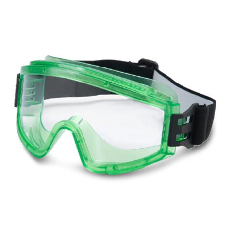Очки защитные закрытые ЗП2 PANORAMA Plexiglas с прямой вентиляцией