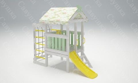 Детский деревянный игровой комплекс Бэби-13