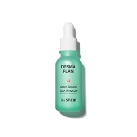 Derma Plan Green Trouble Spot Ampoule
